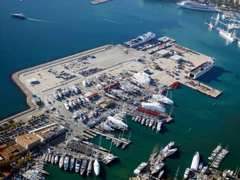 Southern Spars Future Fibres ofice Palma Mallorca